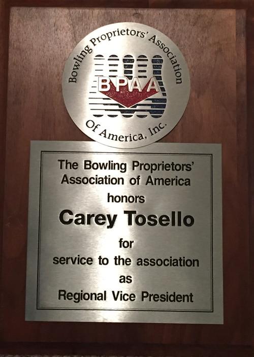 BPAA Regional VP