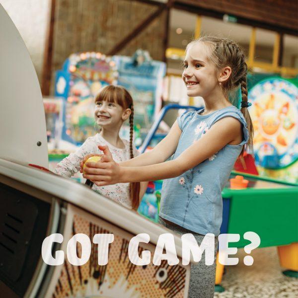 arcade girls